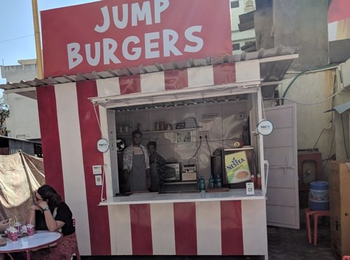 Jump Burgers | Taste to reckon with… in Udaipur
