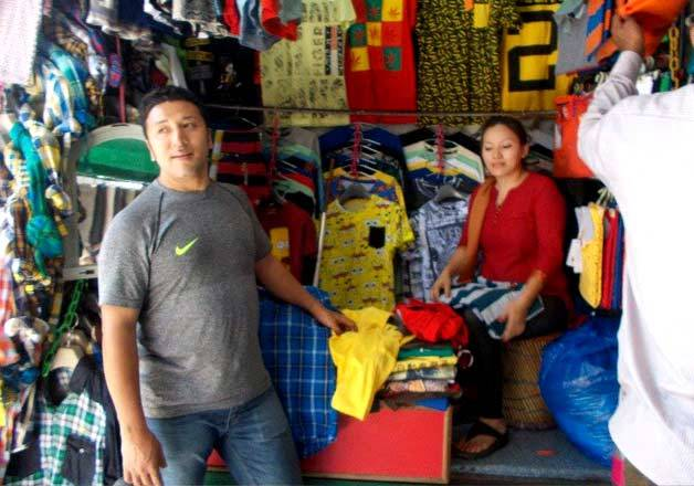 GST hits Tibet Market-Woollens become expensive