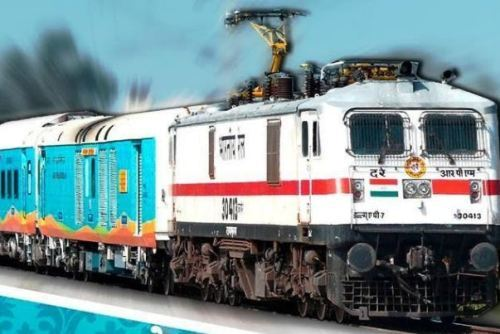 New weekly train between Udaipur and Delhi Sarai Rohilla starts tomorrow