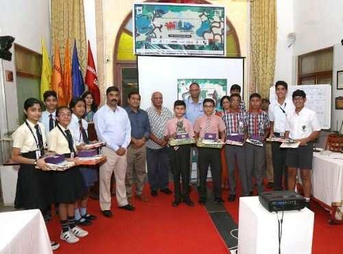 MMPS hosts Rajasthan Wild Wisdom Quiz 2017
