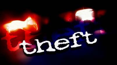 Theft in Mobile Store at Siphon