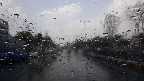 Weather changes in Udaipur with mild rains