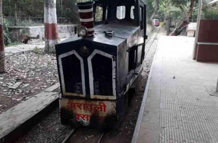 Toy train to operate in Debari tunnel