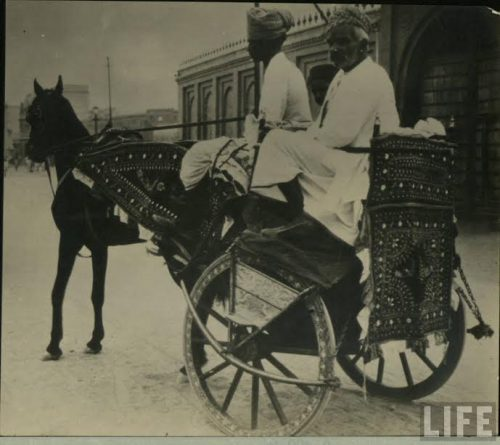 Tangas – the old time transport of Udaipur