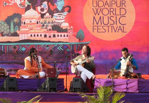 3rd World Music Festival from 9th February