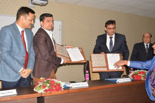 GITS signs MoU with Pyrotech for Training and Placement