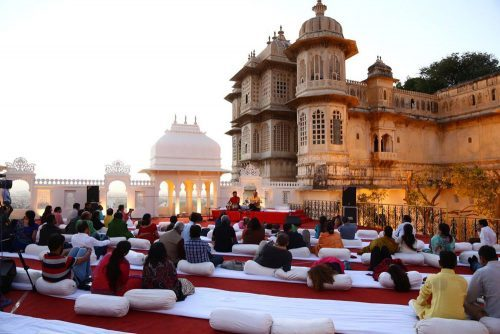 World Living Heritage Festival to be held in Udaipur | 17-20 Oct