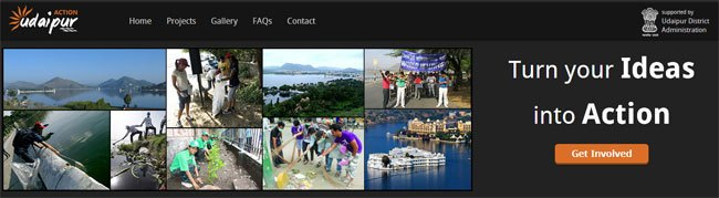 """Action Udaipur is the new """"Social"""" for Udaipurites"""