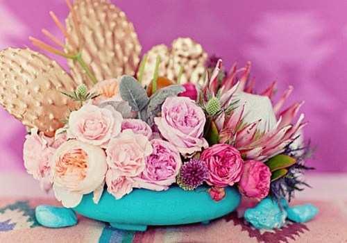 This Valentine's Day Send Him a Flower Bouquet! (No, we aren't kidding!)