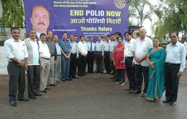 325 Million Dollars Pledged towards Polio Eradication