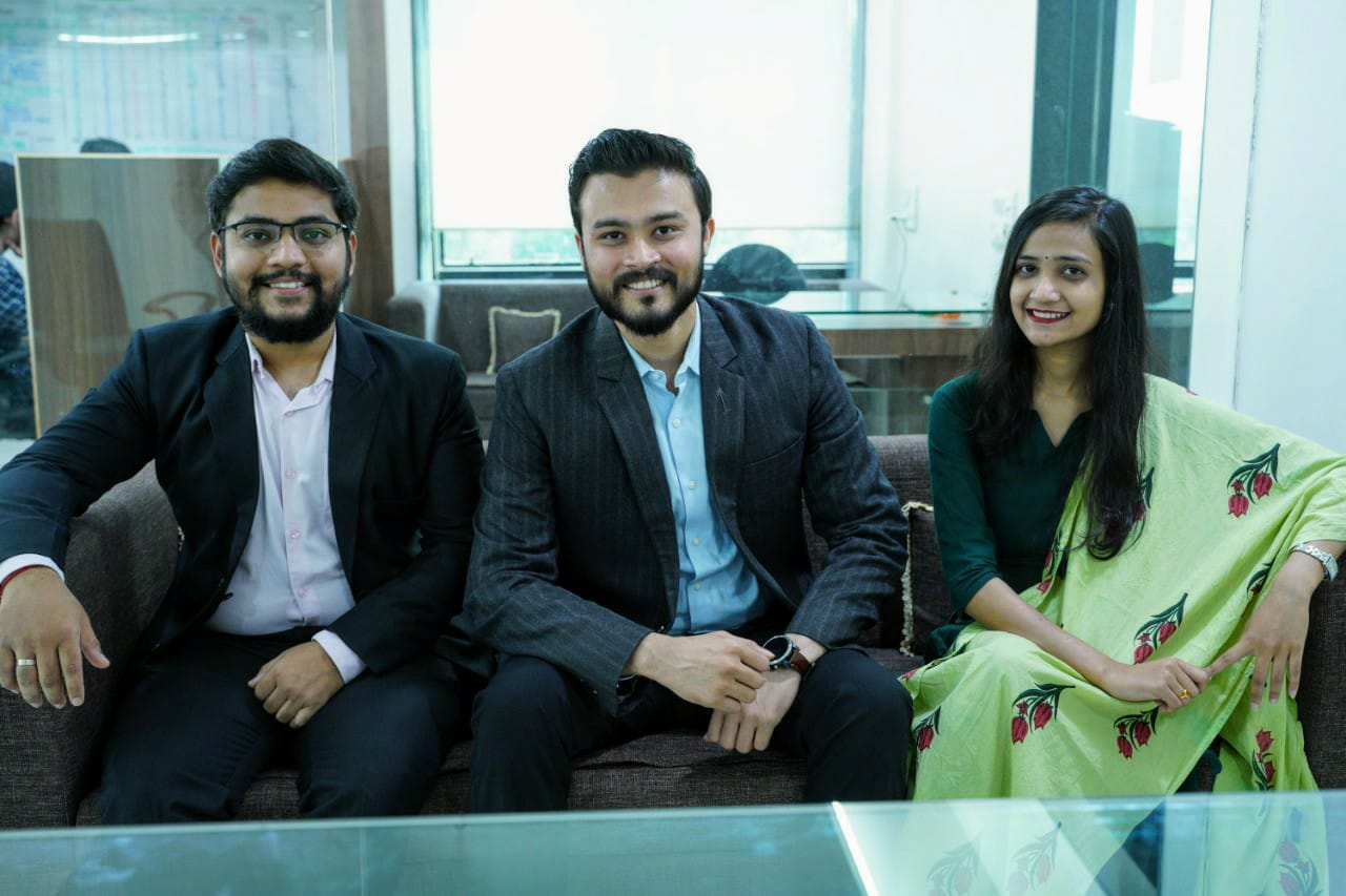 3 Months Audit in 30 Seconds - CA Mansi of Udaipur; CA Palak and Smit Parsania of Rajkot disrupt the Audit world