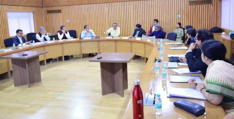Consultation on Financing Primary Healthcare - Program at IIM Udaipur